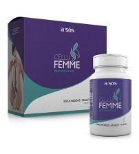 Redutor de Celulite Comprimidos Cellu Femme - 60 Comprimidos