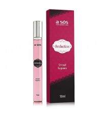 Perfume Feromônio A Sós Seduction Rollon - 10ml
