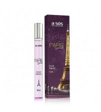 Perfume Feromônio Sensual Paris A Sós Rollon - 10ml