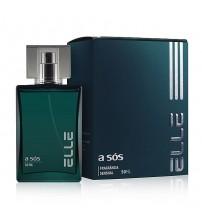 Perfume Feromônio Sensual Elle - 50ml