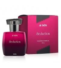 Perfume Feromônio Sensual Seduction - 100ml